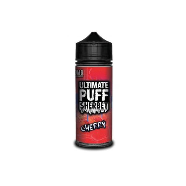 Ultimate Puff Sherbet 0mg 100ml Shortfill (70VG/30PG) - Unholy Vape