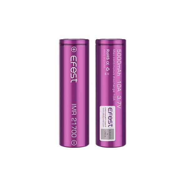 Efest 21700 5000mAh Battery - Unholy Vape