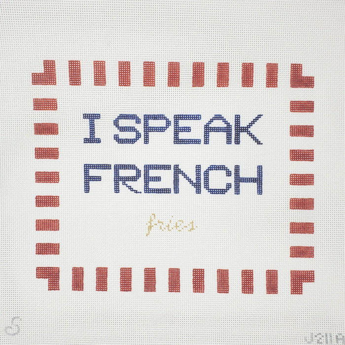 I Speak French fries