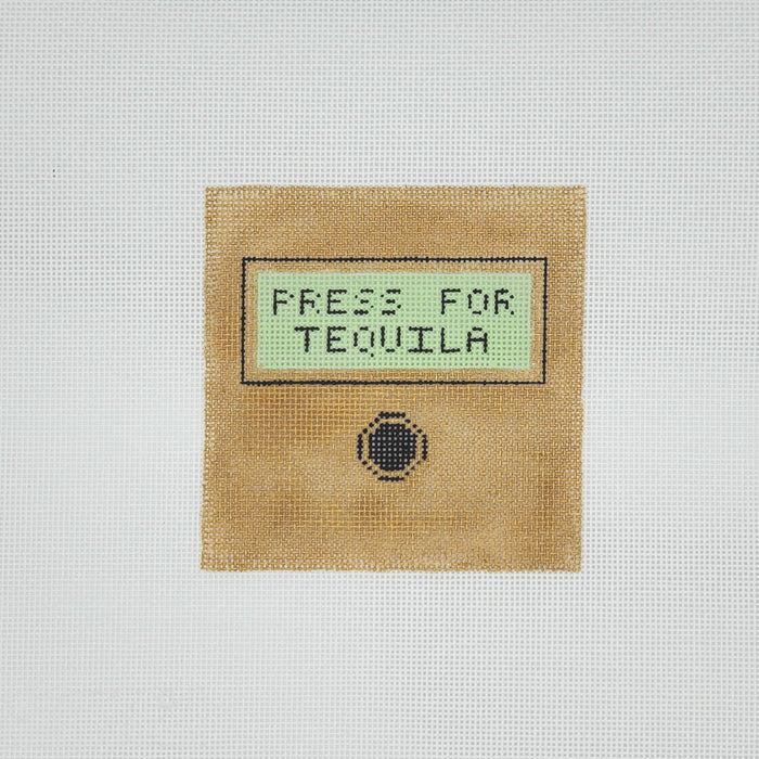 Press for Tequila