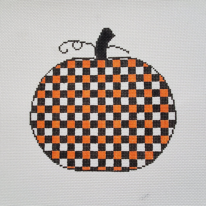 Gingham Pumpkin, Large