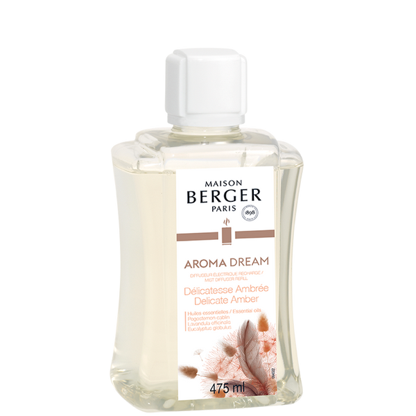 Maison Berger Täyttö Electric Aroma Dream Delicate Amber 475 ml