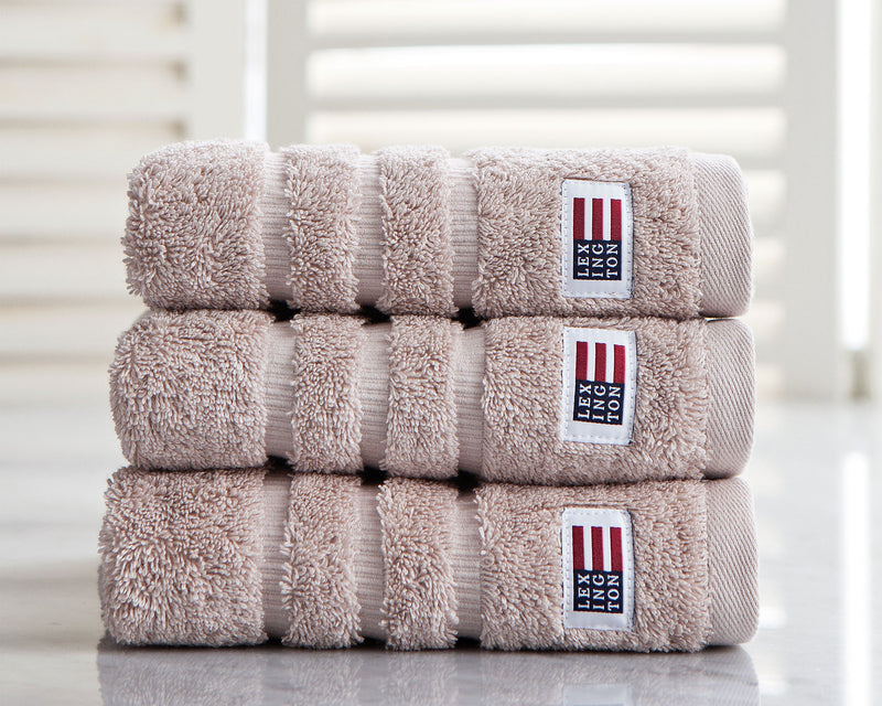 Lexington Original Towel 30*50 tan