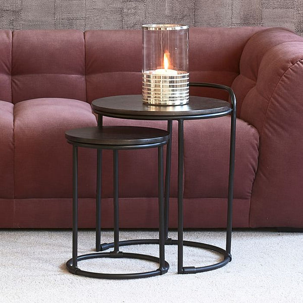 Riviera Maison Shoreditch End Table S/2
