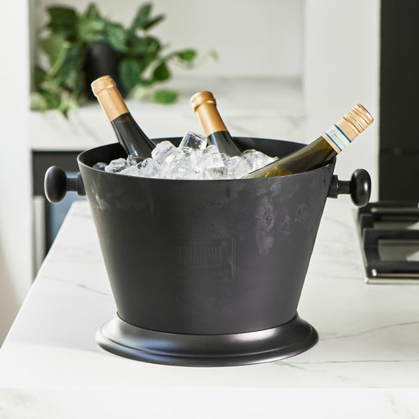 Riviera Maison Best Quality Champagne Cooler black