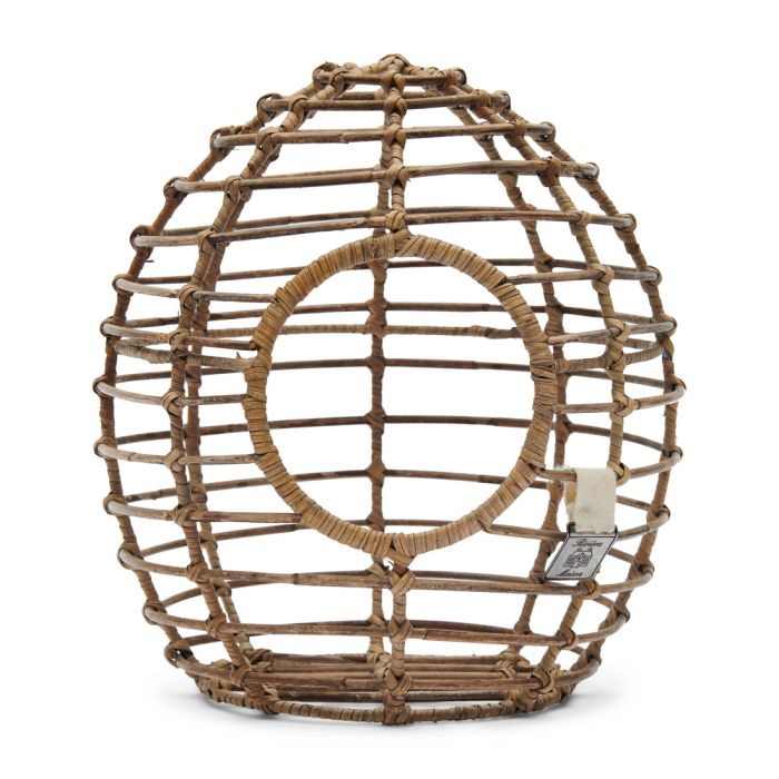 Riviera Maison Rustic Rattan Fresh Egg Holder