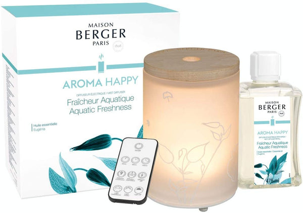Maison Berger Elektric Aroma Happy Aquatic Freshness