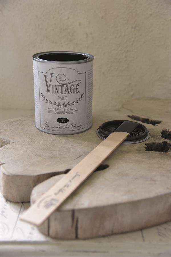 Vintage Paint Black Velvet 700ml