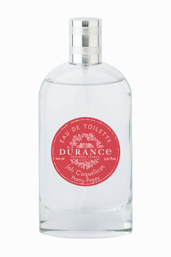 Durancen Eau de Toilette Pretty Poppy 100 ml