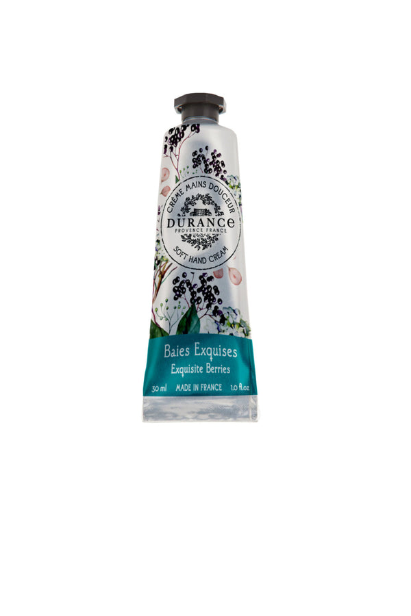 Durance Soft Hand Cream Exquisite Berries 30 ml
