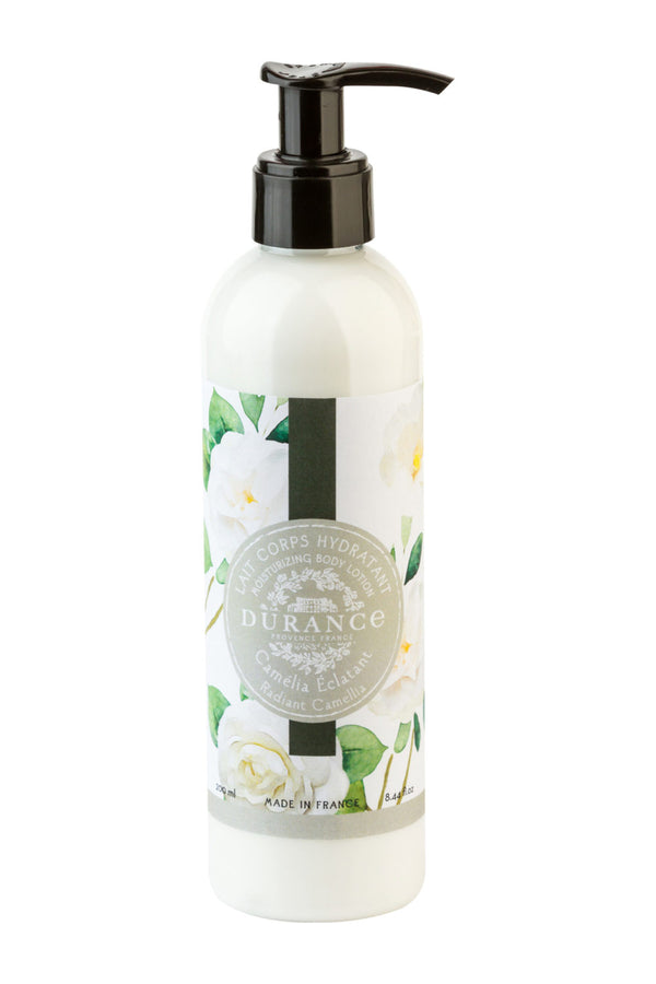 Durance Moisturizing Body Lotion Radiant Camellia 250 ml