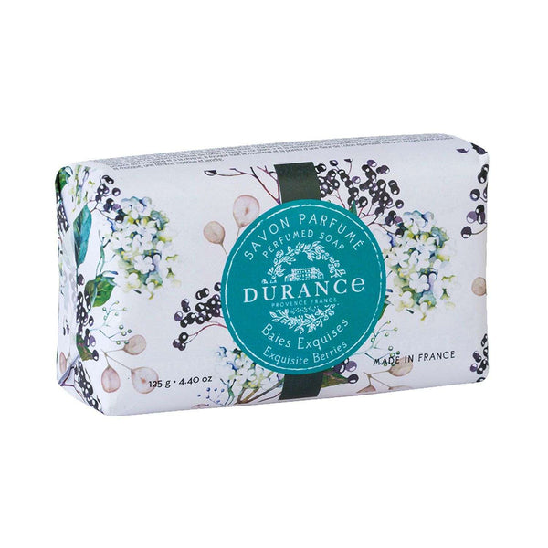 Durance Perfumed Soap Exquisite Berries 125 g