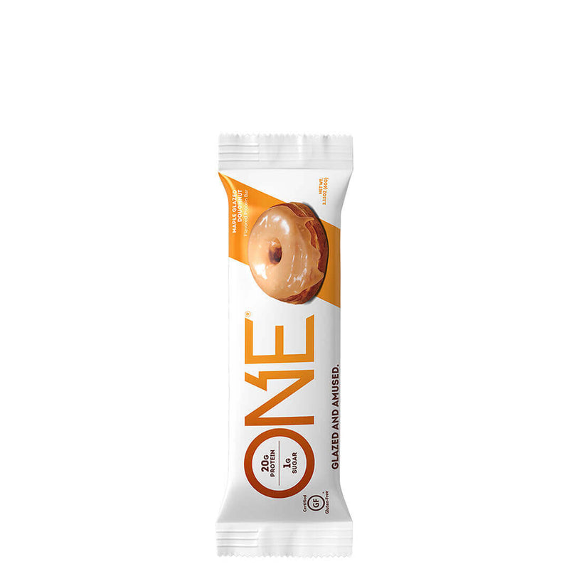 Barra De Proteina Dona De Maple ONE x 60 gr.
