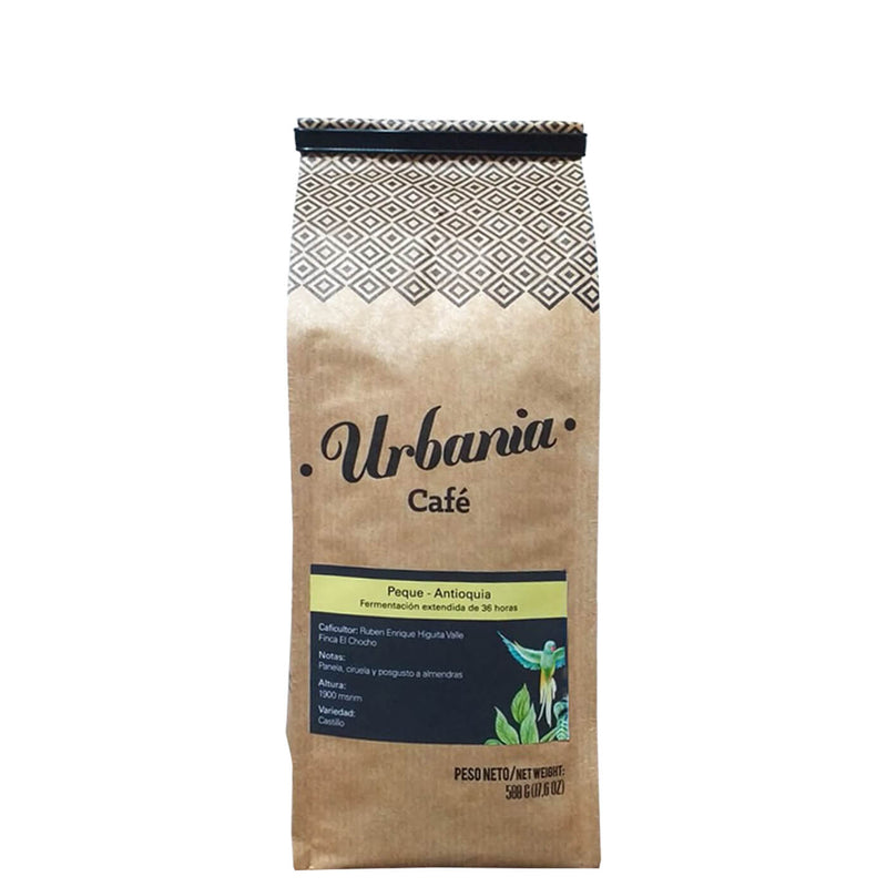 Cafe Peque Urbania x 500 gr