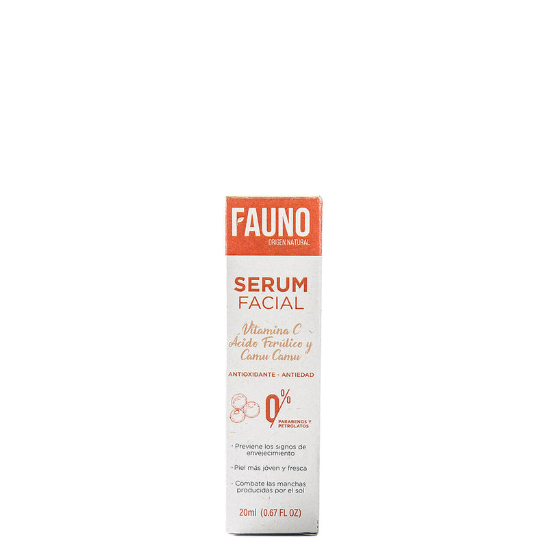 Serum Facial Fauno x 20 ml