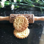 Pastrymade FOREST KIDS ROLLING PIN Pastry Tool and Baking Utensil for Homemade Cookies