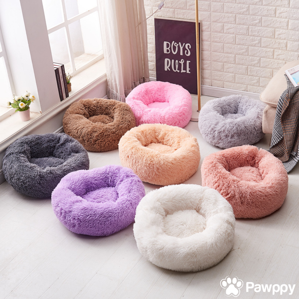 Pawppy Super Soft Pet Bed Soothing Dog Bed Mypawppy Pawppy