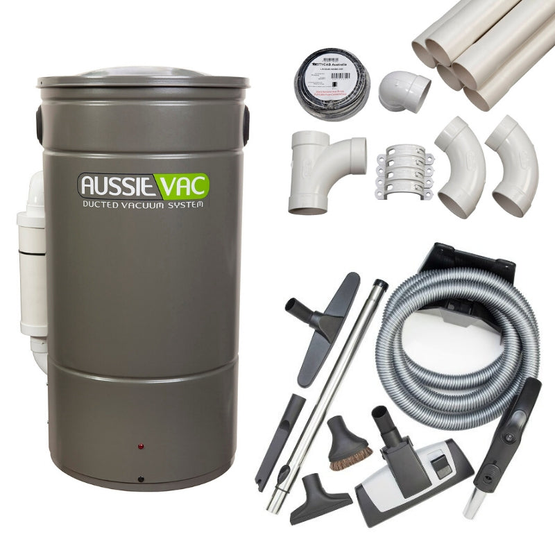 Complete DIY Ducted Vacuum Kits