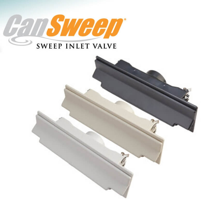 Cansweep underbench sweeper