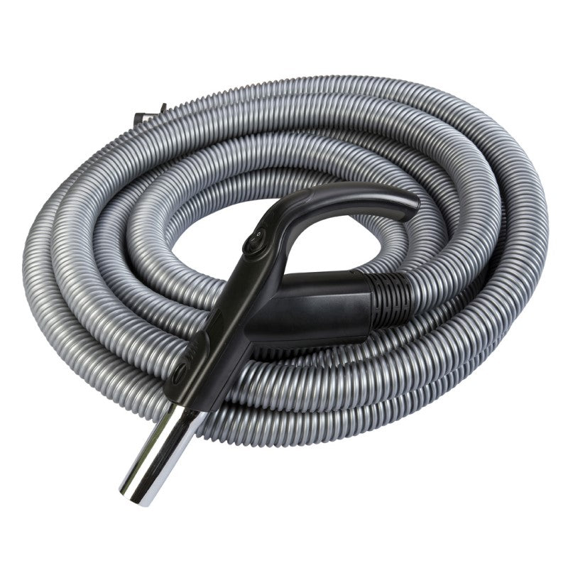 Ducted vacuum on/off switch hose 12 metre