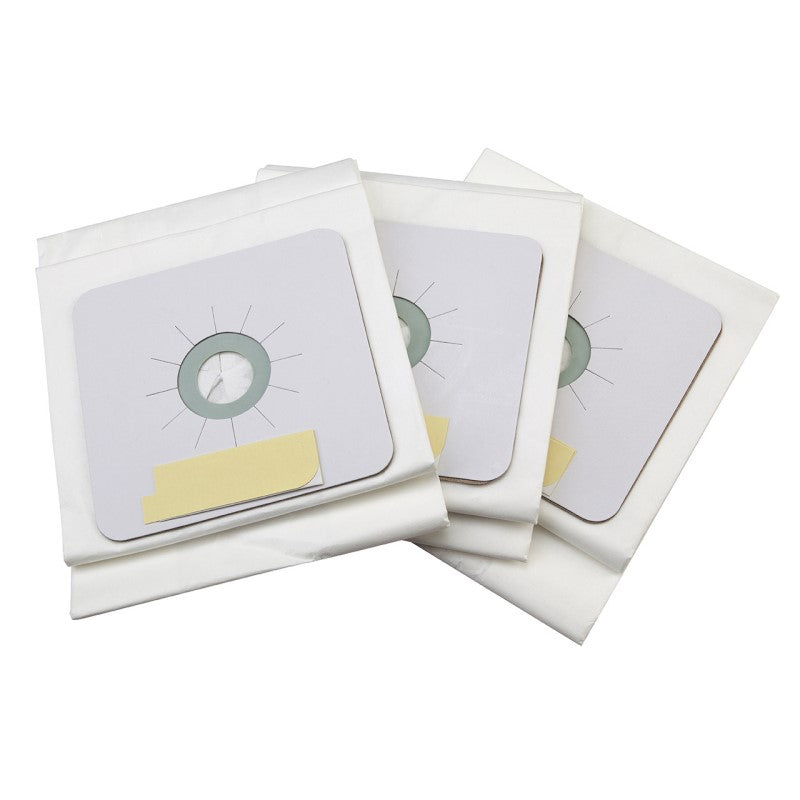 universal paper ducted vacuum bags - compact