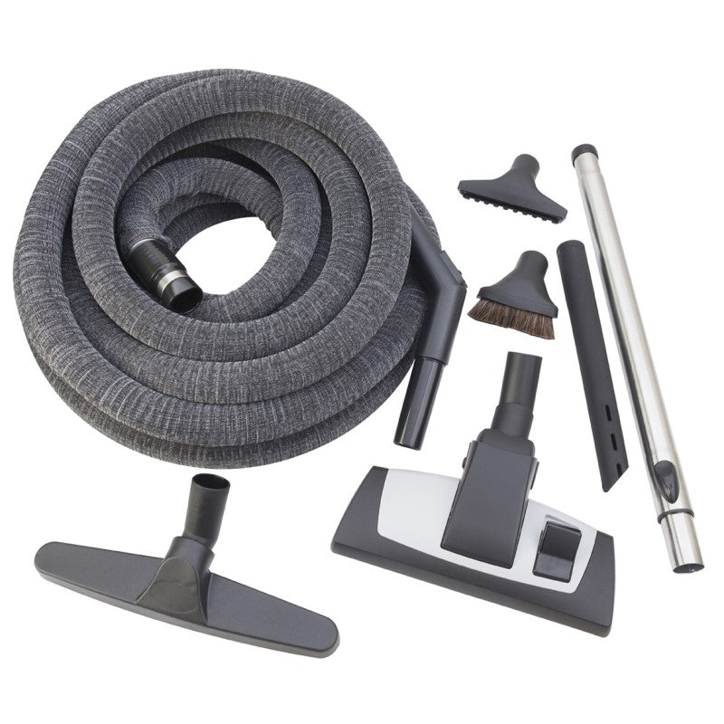 3 Point Complete Ducted Vacuum Kit