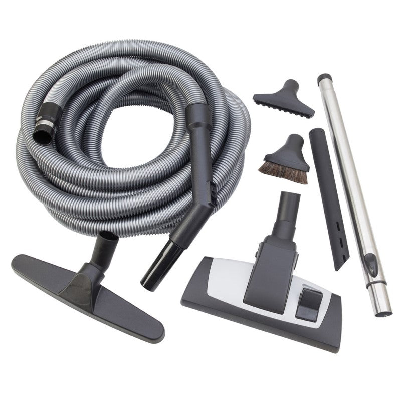 ducted vacuum hose and accessory kit deluxe