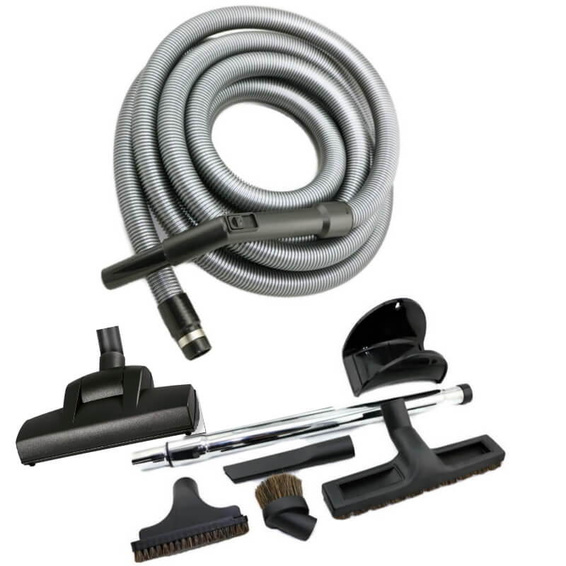 ducted vacuum hose kit essential with turbo head