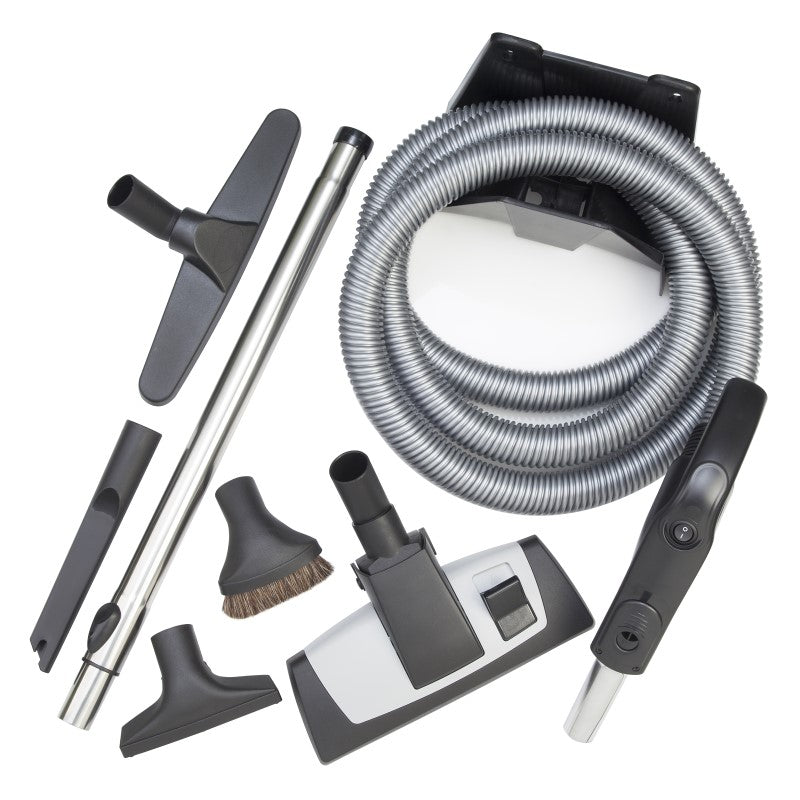 ducted vacuum hose and accessory kit switch deluxe