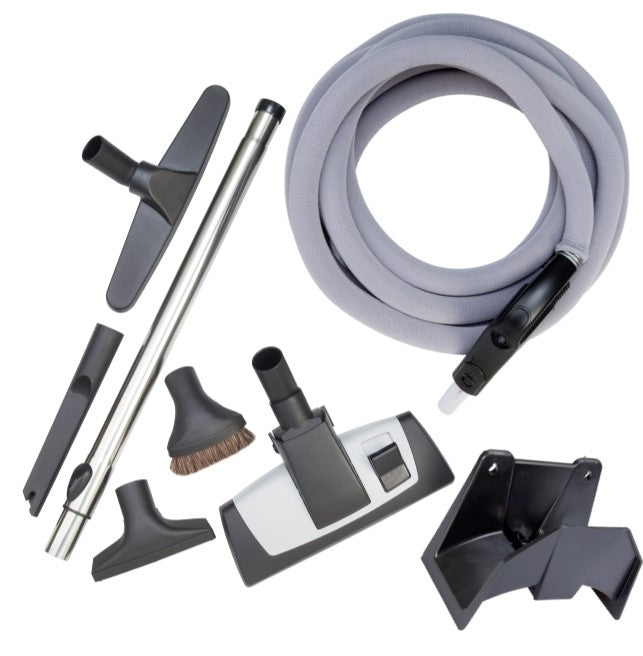 Deluxe Ducted Vacuum Switch Hose Kit
