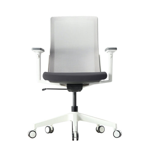 A-Two Mesh Task Chair - White