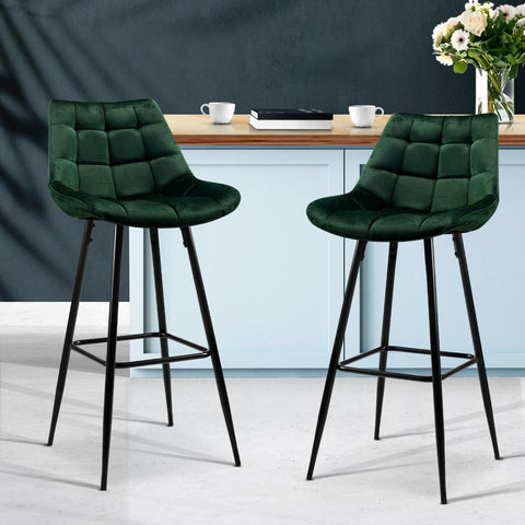 Counter Metal Chairs