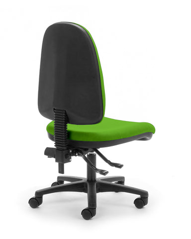 alpha logic high back task chair kiwi