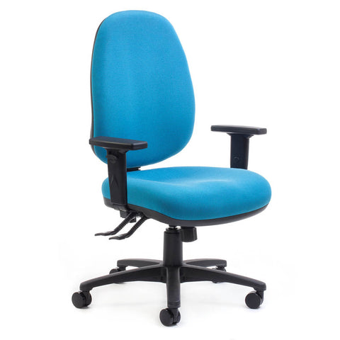 Delta 120kg Extra High Back Office Ergonomic Chair