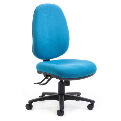 Delta 120kg Extra High Back Ergonomic office Chair