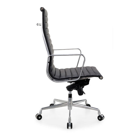leather office chair luxury