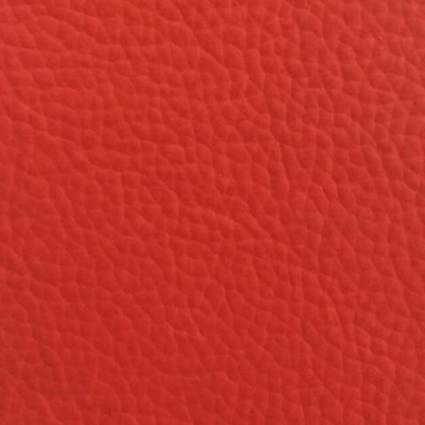 Chesterfield Leather Red