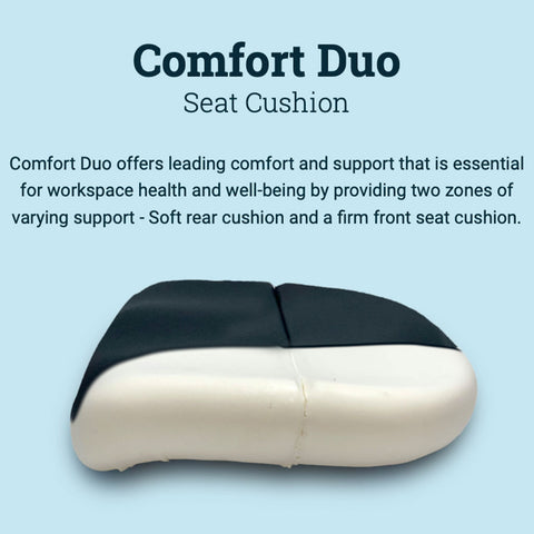 ergonomic office chair comfort duo