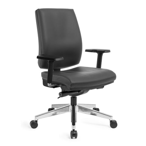 Quattro Executive Task Chair Black office chair