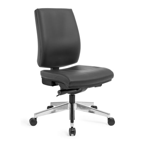 Quattro Executive Task Chair black computer chair