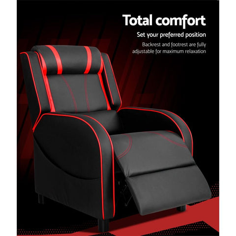 best gaming chair reclining