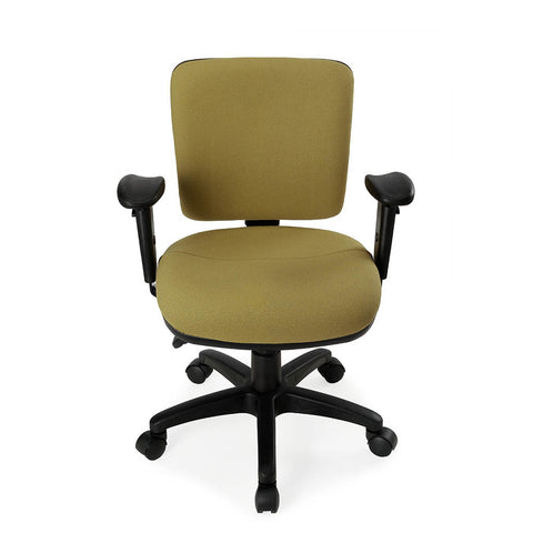 Rexa Plus 135kg Comfort Duo Mid Back Office chairs for sale