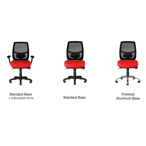 TT task chair options