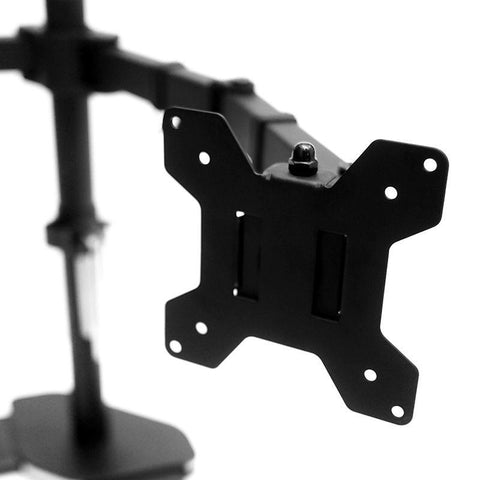 """13-27"""" Dual Screen Monitor Stand Desk Mount double screen mount"""