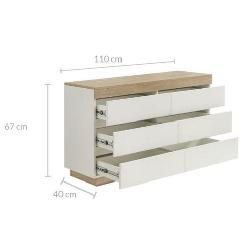 Chest of 6 Drawers