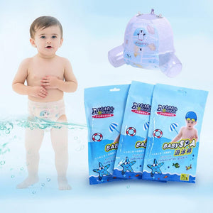 Summer Disposable  Baby Infant Boys Swimming