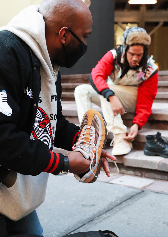 Black History Month Episode 1: It's From the Sole