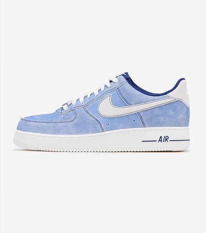 Nike Air Force 1 Low Dusty Blue Suede