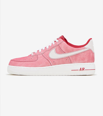 Nike Air Force 1 Low Dusty Red Suede