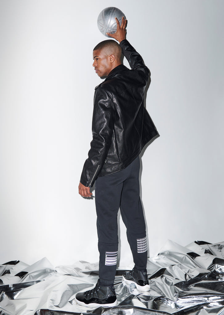 AJ11 GFX Fleece Pants